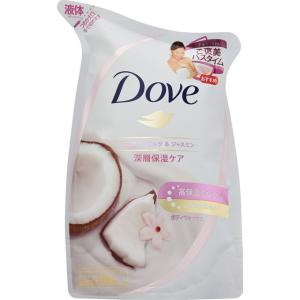 ユニリーバ・ジャパン ダヴ ボディウォッシュ リッチケア ココナッツミルク&ジャスミン つめかえ用 ...