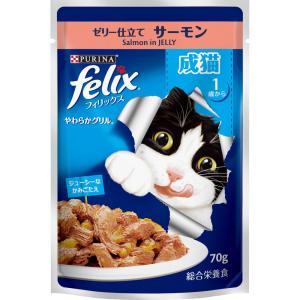 ネスレ日本 フィリックス やわらかグリル 成猫...の関連商品9