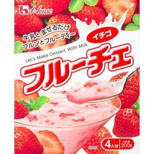 ハウス食品 フルーチェ イチゴ 200gの関連商品6