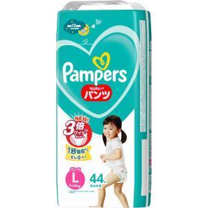 P&Gジャパン パンパースさらさらパンツ スーパージャンボ ...