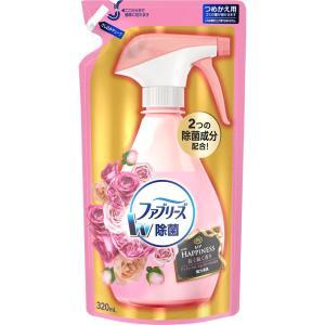 P&Gジャパン ファブリーズ with レノアハピネス アンティークローズ&フローラルの香り (つめかえ用) 320ml