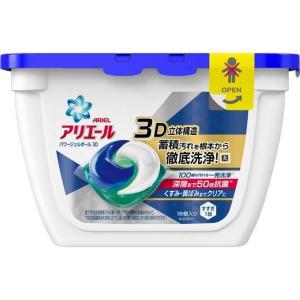 P&Gジャパン アリエールパワージェルボール3D本体 18個...