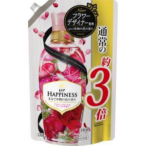 P&Gジャパン レノア ハピネス 柔軟剤 アンティークローズ&フローラル 詰め替え 超特大 1,260mL|matsumotokiyoshi