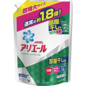 P&Gジャパン アリエールリビングドライイオンパワージェル 詰替 特大 1260g|matsumotokiyoshi