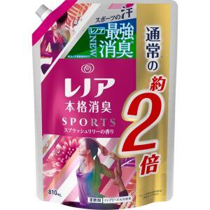 P&Gジャパンレノア本格消臭スポーツ スプラッシュリリー 詰替特大810ml