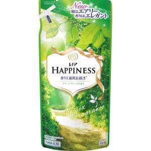 P&Gジャパン レノア ハピネス 柔軟剤 ユニセックスシリーズ グリーンブリーズの香り 詰め替え 400ml|matsumotokiyoshi