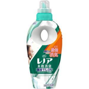 P&Gジャパン レノア 本格消臭 部屋干しDX リフレッシュハーブ 本体 530mL|matsumotokiyoshi