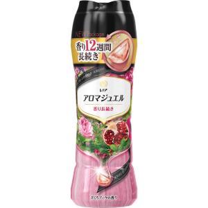P&Gジャパン レノア ハピネス 香り付け専用ビーズ アロマジュエル ざくろブーケの香り 本体 520ml|matsumotokiyoshi