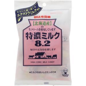 ユーハ味覚糖 特濃ミルク8.2 105Gの商品画像