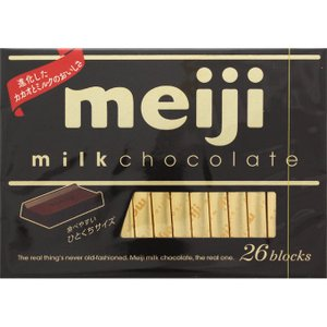 明治 明治ミルクチョコレートBOX 26枚