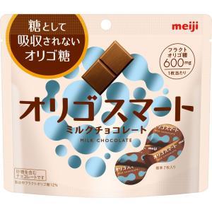 明治 オリゴスマート ミルクチョコレート パウチ 35g