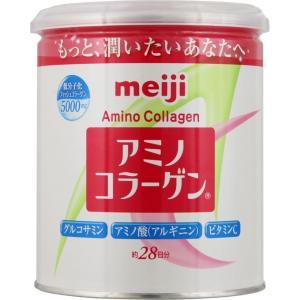 明治 アミノコラーゲン 缶 200g