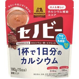 森永製菓 ココア セノビー 180gの商品画像|ナビ