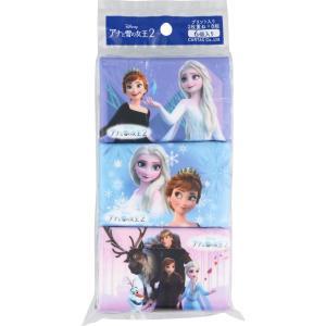 アルボ アナと雪の女王2 ポケットティシュ 6P|matsumotokiyoshi