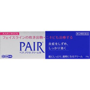 【第2類医薬品】ライオン ペアアクネクリームW 24g|matsumotokiyoshi