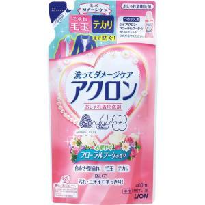 ライオン アクロン フローラルブーケの香りつめかえ用 400ml|matsumotokiyoshi