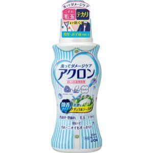 ライオン アクロンナチュラルソープの香り 500ml|matsumotokiyoshi