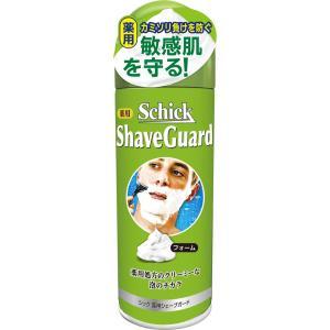 シック・ジャパン シック 薬用シェーブガード シェービングフォーム 敏感肌用 (医薬部外品)|matsumotokiyoshi
