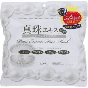 東京アロエ アロヴィヴィ 真珠フェイスマスク 450G|matsumotokiyoshi