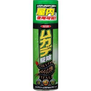 イカリ消毒 ムカデ用エアゾール 400mlの関連商品10