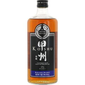 富永貿易 ウイスキー 甲州韮崎 オリジナル 700ml