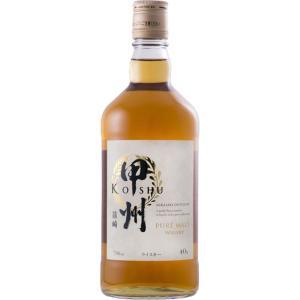 富永貿易 ウイスキー 甲州韮崎 ピュアモルト 700ml