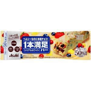 アサヒグループ食品株式会社 1本満足バー シリア...の商品画像