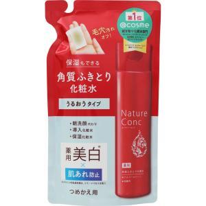 ナリス化粧品 ネイチャーコンク 薬用 クリアローション(つめかえ用) 180ml (医薬部外品)|matsumotokiyoshi