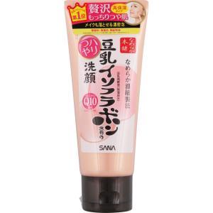 常盤薬品工業 サナ なめらか本舗 ハリつやクレンジング洗顔 N 150g|matsumotokiyoshi