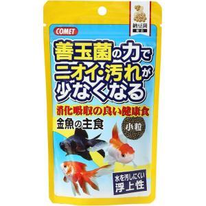イトスイ コメット 金魚の主食 納豆菌 小粒 90g