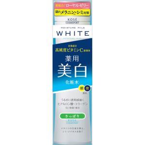 KOSEコスメポート モイスチュアマイルド ホワイト ローションL(さっぱり) 180ml (医薬部...