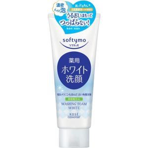 コーセー ソフティモ 薬用洗顔フォーム(ホワイト) 150g (医薬部外品)|matsumotokiyoshi