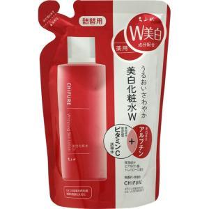 ちふれ化粧品 美白化粧水 W 詰替用 180ML (医薬部外品)|matsumotokiyoshi