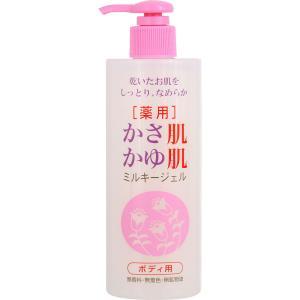 ヒラマツ商事 薬用 かさ肌かゆ肌ミルキージェル 300ml(医薬部外品)