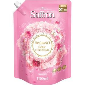 エルジージャパン 香りサフロン 大容量詰替 フローラルの香り 1100ml matsumotokiyoshi