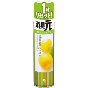 小林製薬 消臭元トイレ用消臭スプレー 爽やかはじけるレモン 280ml