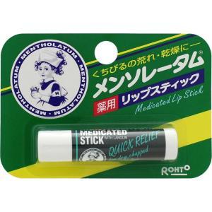 ロート製薬 メンソレータム薬用リップスティック 4.5g (医薬部外品)|matsumotokiyoshi