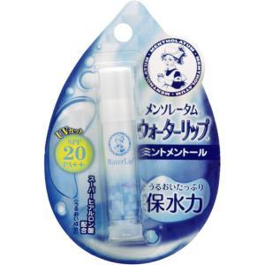 ロート製薬 メンソレータム ウォーターリップ(ミントメントール) 4.5g|matsumotokiyoshi