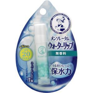 ロート製薬 メンソレータム ウォーターリップ(無香料) 4.5g|matsumotokiyoshi