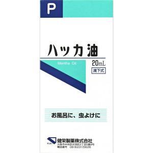 健栄製薬 ハッカ油 P 20MLの関連商品6