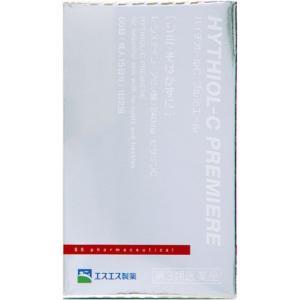 【第3類医薬品】エスエス製薬 ハイチオールC プルミエール 60錠