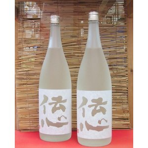伝心 雪(純米吟醸) 1800ml(1本) | 伝心/福井|matsumotoya