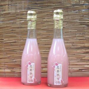 花あかり 360ml(1本) クール便   発泡性清酒・にごり酒 matsumotoya