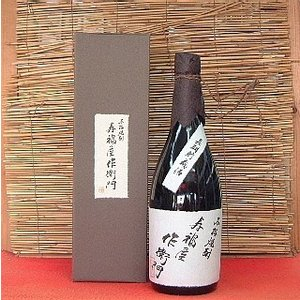 寿福屋作衛門 1985大古酒(化粧箱入り) 720ml(1本)   寿福酒造場/武者返し 他 matsumotoya