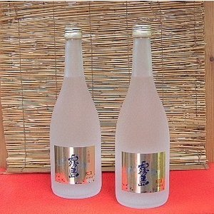 霧島ゴールドラベル 720ml(1本) | 霧島酒造/赤霧島 他|matsumotoya