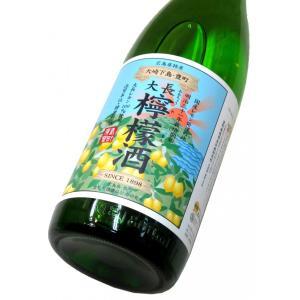 大長 檸檬酒 1800ml(1本) | 焼酎/清酒蔵のリキュール|matsumotoya