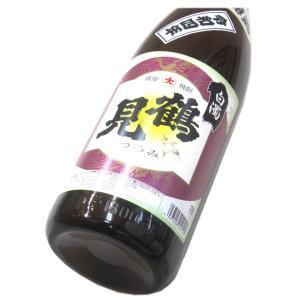 鶴見 白濁無濾過〈令和二年〉 1800ml(1本) | 大石酒造/がんこ焼酎屋 他|matsumotoya