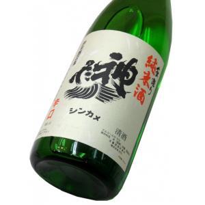 神亀 辛口純米酒 1800ml(1本) | 長期熟成酒・熟成古酒|matsumotoya