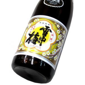 雪中梅 本醸造 1800ml(1本)   雪中梅/新潟 matsumotoya
