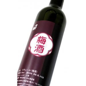 雪中梅 梅酒 500ml(1本)   焼酎/清酒蔵のリキュール matsumotoya